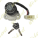 YAMAHA RD125, RD250, RD350LC 1980-1985 (6 WIRES) IGNITION SWITCH
