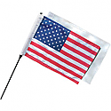 KURYAKYN ANTENNA FLAG MOUNT WITH FLAG
