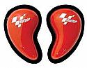 MOTOGP TEARDROP KNEE SLIDERS (RED) PAIR