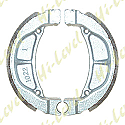 DRUM BRAKE SHOES VB417, K715 90MM x 20MM (PAIR)