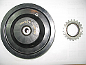 Honda PM 50 Canguro Pulley and Final Drive Sprocket