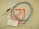 HONDA CB90 CB100 FRONT BRAKE CABLE SILVER P/No 45450107020