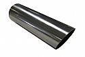 "TAIL PIPE 2.5"" Round Slash Cut 63mm (2.5 inch) Round Mitre Slash Cut"