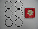 Honda CB77 genuine piston rings .75 oversize