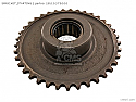 SPROCKET, STARTING CB500T TWIN DOHC