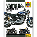 YAMAHA XJR1200, YAMAHA XJR1300 1995-2006 WORKSHOP MANUAL