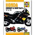 HONDA CBR600F1, HONDA CB1000F 1987-1996 WORKSHOP MANUAL