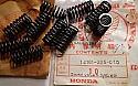 Honda Cb175 K Sl175 Genuine Outer Valve Spring 14751-235-010