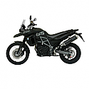 BMW F800GS, F800GS ABS, F800GS ABS ADVENTURE, F800GS TROPHY, F800GS TRIPLE BLACK, F800GS 30 YEARS GS 2013-2015 EVO III OVAL MUFFLER DARK STYLE (S/S)