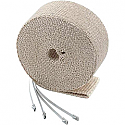 "ACCEL EXHAUST WRAP KIT TAN 1""x50'"
