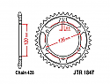 1847-48 REAR SPROCKET CARBON STEEL