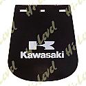 KAWASAKI MUDFLAP SMALL 120MM x 165MM