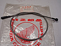 Honda PC50, CD50 Speedo Cable Silver P/No 44830063010