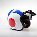 RSV06 OPEN FACE Target Blue (Peak)