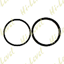 CALIPER SEALS ONLY OD 45.30MM (PAIR)