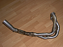 FZR600R YAMAHA (4JH) 1994-1996 MODELS 4-1 EXHAUST DOWNPIPES & COLLECTOR