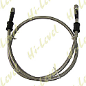 POWER MAX BRAKE LINE HOSE 1000MM LONG
