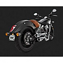 INDIAN SCOUT 69 ABS, INDIAN SCOUT 69 ABS SIXTY 2015-2017 HI-OUTPUT GRENADES SLIP-ONS MUFFLERS