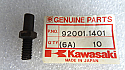 Kawasaki NOS NEW 92001-1401 Return Spring Bolt H1 H2 S1 S3 A1 A7 F3 F4 1966-90