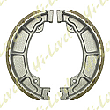 DRUM BRAKE SHOES VB123, H307 130MM x 28MM (PAIR)