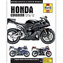 HONDA CBR600RR 2007-2012 WORKSHOP MANUAL