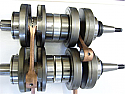 YAMAHA RD250LC, TZR250, TDR250 TWINS ALL MODELS CRANK RECONDITIONED EXCHANGE UNIT