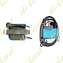 IGNITION COIL 6V AC MAGNETO VERSION (55MM) WITH 3 WIRE