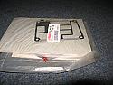 Yamaha YZF-R1 R1 FZ1 Gasket case cover 3 genuine new