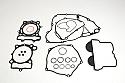 FULL SET KAWASAKI KX450F, D6F, 7F, 8F 2006-2008 WITH ROCKER GASKET