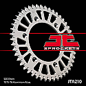 210-52 REAR SPROCKET CARBON STEEL
