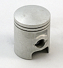 SUZUKI AY50 KAT LIQ,COOLED, LT50 QUAD AIR COOLED (STD to 1.50mm oversize) PISTON KIT TAIWAN
