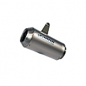SPARK UNIVERSAL MOTO-GP MUFFLER RIGHT SIDE TITANIUM