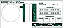 PFA012 PREDATOR DISC BRAKE PADS STD ORGANIC