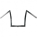 "TODDS CYCLE HANDLEBAR STRIPPER 12"" RISE CHROME"
