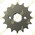 555-14 FRONT SPROCKET YAMAHA RD80 83-84, YBA125