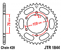 1844-48 REAR SPROCKET CARBON STEEL