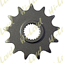 591-12 FRONT SPROCKET YAMAHA DT50R, TZR50, APRILIA RS50, RX50, RX50B