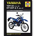 Yamaha TZR125 (87-93) DT125R/X (88-07) WORKSHOP MANUAL