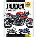 TRIUMPH 1050 SPRINT, TRIUMPH 1050 SPEED TRIPLE, TRIUMPH 1050 TIGER 2005-2013 WORKSHOP MANUAL