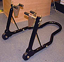 MOTO GP FRONT TRACK & PADDOCK STAND