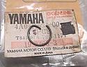 YAMAHA PISTON PIN CIRCLIP TZ250H 4A0-11634-00