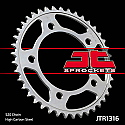 1316-41 REAR SPROCKET CARBON STEEL