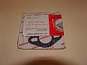 Honda C70k1 C70m Gasket Insulator NOS P/n 16201-040-000