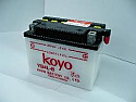 MOTORCYCLE BATTERY CB4L-B (YB4L-B) HIGH PERFORMANCE 12V