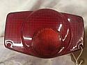 Honda CB750 CB 750 SOHC K7 F2 genuine Stanley tail light lamp taillight lens