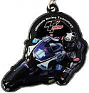 BEN SPIES MOTOGP KEY RING