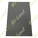 "STICKER CARBON LOOK SHEET 9""x14"""