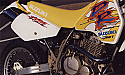 SUZUKI DR350 ALL MODELS 1991-ON (SK42A) EXHAUST SYSTEM ROAD LEGAL