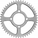 796-51 REAR SPROCKET SUZUKI RV125 VAN VAN 2003-2006
