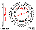 823-39 REAR SPROCKET CARBON STEEL